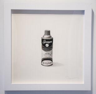 DOT DOT DOT, 'Sprayon-Pressurized Finishes', 2017