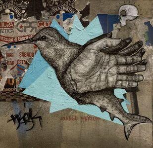 Alexis Diaz, 'Pared de Santurce', ca. 2013