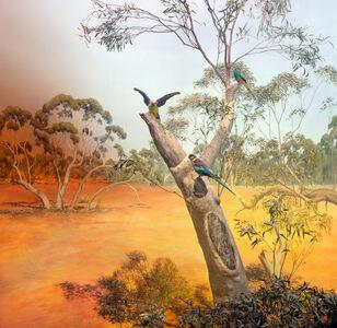 Anne Zahalka, 'The Mallee, near Beneetook in Sunraysia Region of Victoria', 2019