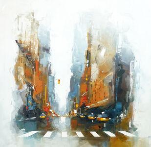 Daniel Castan, 'Taxis NYC', 2017-2018