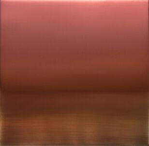 Miya Ando, 'Shu-Iro (Vermillion) 6.19.3.3.1', 2019