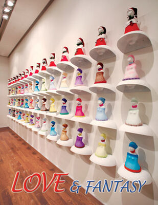 Love & Fantasy, installation view