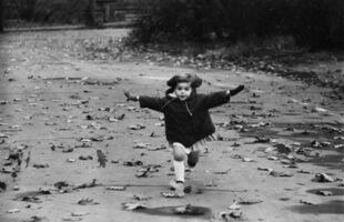 Diane Arbus, 'Child running in the park, N.Y.C. 1959', 1959