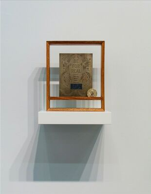 Joseph Gross Gallery at CONTEXT New York 2016, installation view