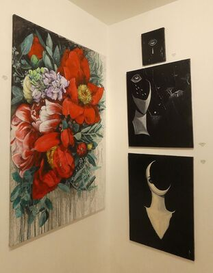 TO ART or NOT TO ART, installation view