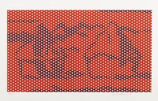 Roy Lichtenstein, 'Haystack #5', 1969