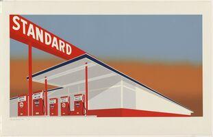 Ed Ruscha, 'Standard Station ', 1966
