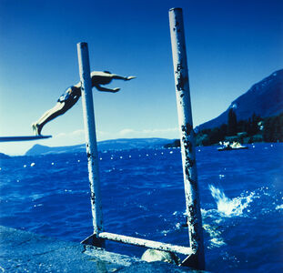 Karine Laval, 'Untitled #18 (The Pool), Annecy, France', 2002