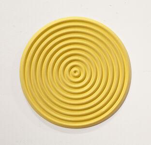 Rupert Deese, 'Wave Study (Yellow)', 2000-2012