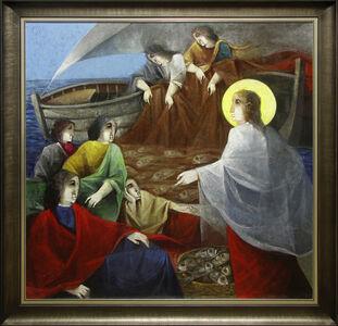 """Alvar Sunol, '""""Jesus y los Pescadores""""', ca. 2014"""