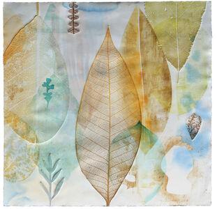Katherine Warinner, 'Leaves 3', 2019