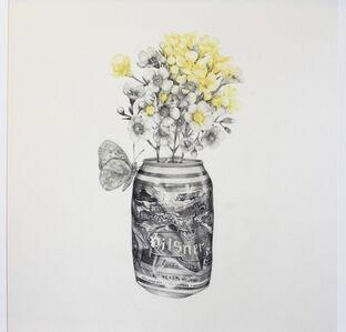 Aurel Schmidt, 'Count the Crows', 2012