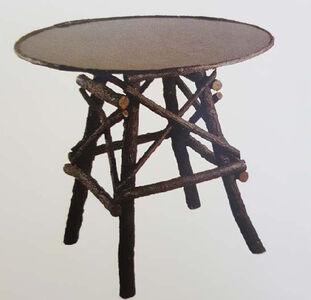 Scott Burton, 'Rustic Table', 1977-82