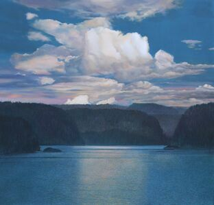 Ron Bolt, 'Nameless Hours, The Gulf Islands', 2016