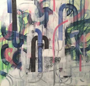 Choichun Leung, 'Transparent Route', 2014