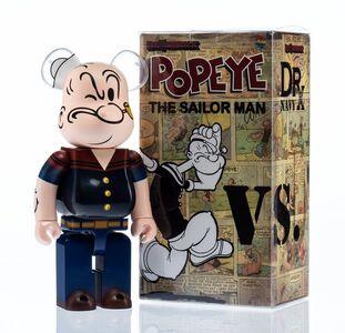 BE@RBRICK X Dr. Romanelli, 'Popeye 400%', 2011