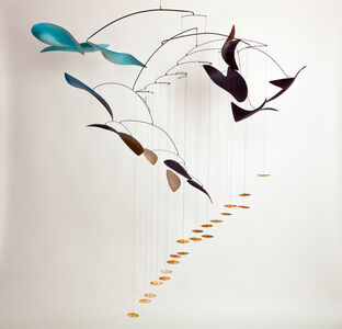 Mark Davis, 'Reverberating Gravity'