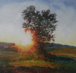 Yury Darashkevich, 'Sunset Action ', 2018