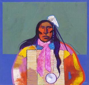 John Nieto, 'Ghost Dance Leader', 1994