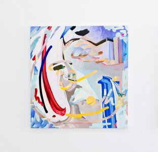 Ilana Savdie, 'Facewaver (Pink) No. 1', 2015