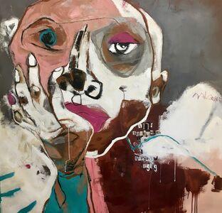 Vikki Drummond, 'THE MAN ON THE MOON', 2019