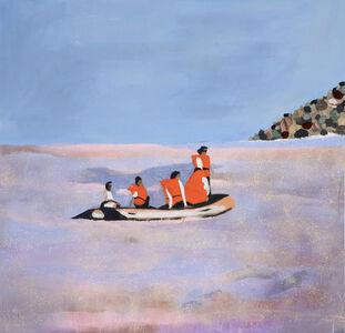Melora Griffis, 'rettungsboot /3', 2017