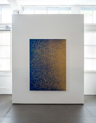 IL LEE: New Paintings / 40 Years in New York, installation view