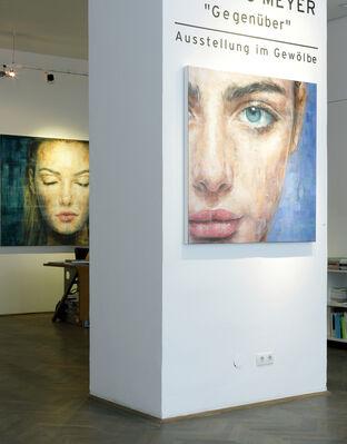 Harding Meyer  - gegenüber, installation view