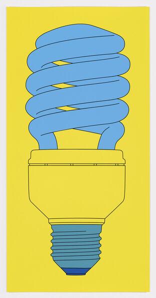 Michael Craig-Martin, 'Bulb', 2016