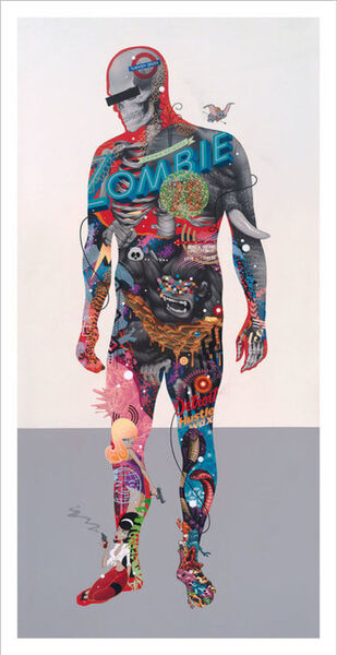 Tristan Eaton, 'The Son (Self Portrait)', 2018