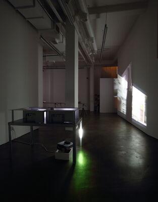 scotoma, installation view