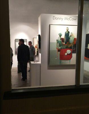 Danny McCaw, installation view
