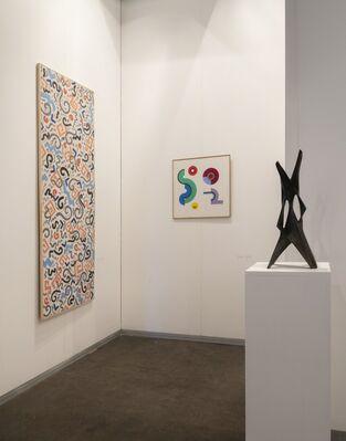 Herlitzka + Faria at arteBA 2019, installation view
