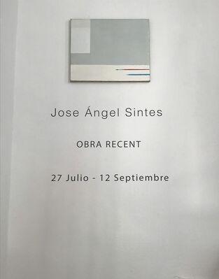OBRA RECENT, installation view