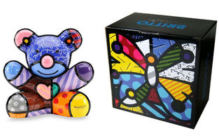 Romero Britto, 'JOY BEAR', 2008