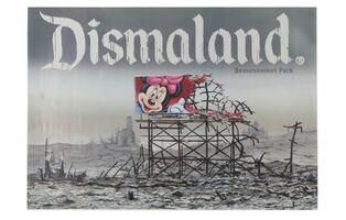 Banksy, 'Dismaland', 2015