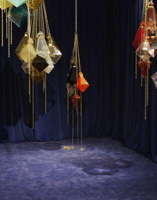 Hostler Burrows at Design Miami/ 2016, installation view
