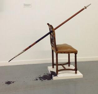 Stevie Ellis, 'Dethroned - Henri II', 2015