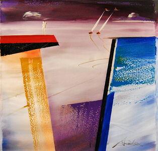 Alfred Gockel, 'Mystic Waters'