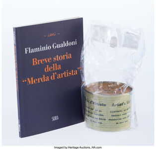 After Piero Manzoni, 'Merda d'Artista (Artist's Shit)', 2013