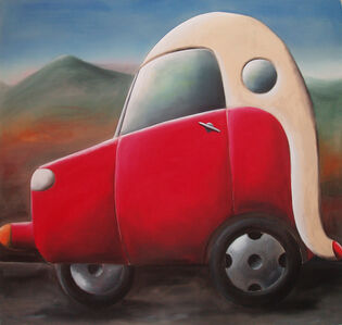 Andreas Schulze, 'Seat Tegueste', 1999