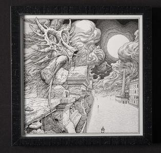 Aaron Horkey, 'Eater of Dust', 2013