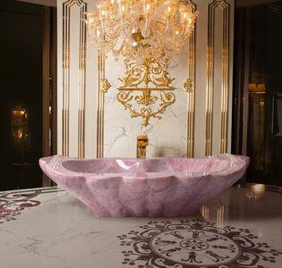 Baldi, 'Rose Quartz Bathtub', 2016
