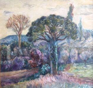 Helene Halstuch, 'Le Grand Arbre'