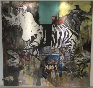 Alexis Diaz, 'Santurce Wall', 2014