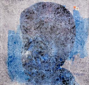 Jean David Nkot, 'Les indésirables #2', 2019