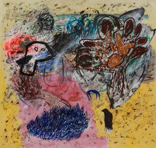 Iabadiou Piko, 'Di Depan Burung Hitam', 2014/16