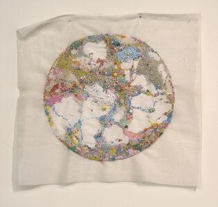 Lula Motra, 'White Hole (Moon)', 2015