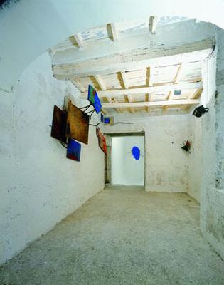 Marco Gastini - Senza Titolo, installation view