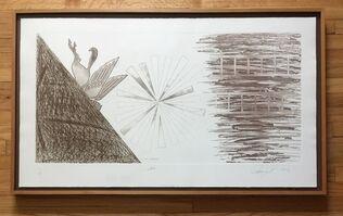 James Rosenquist, 'Star Ladder, 2nd State', 1978